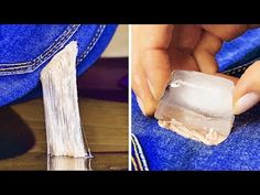 25 Easy Clothes Repair Hacks That Are Totally Life-Saving Giant Inflatable Unicorn, Easy Clothing, 5 Min Crafts, Diy Vetement, Summer Diy, Learn To Crochet, Bubble Gum, Coconut Flakes, Crafts For Kids