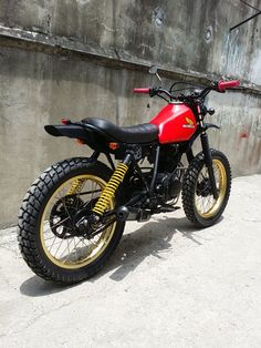 Honda Scrambler, Scrambler Cafe Racer, Cafe Racer Bikes, Honda Xl, Honda Bikes, Honda Motorcycles, Vintage Motorcycles, Custom Motorcycles, Cars And Motorcycles