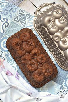 Bizcocho Integral de Manzana - Con Harina En Mis Zapatos Waffles, Gluten Free, Cookies, Breakfast, Desserts, Recipes, Food, Ideas, Apple Muffins