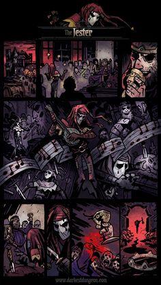 Darkest Dungeon Presents: The Jester | Darkest Dungeon