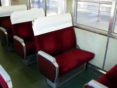 西鉄電車2000系転換クロスシート