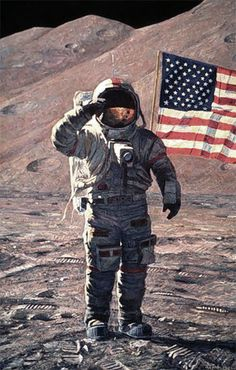 Alan Bean - A Fire To Be Lighted
