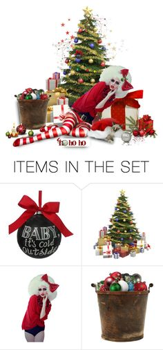"""""""Ho Ho Ho - Top Sets 12/14/2015"""" by bellamimi1207 ❤ liked on Polyvore featuring art"""