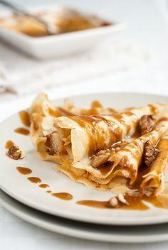 Cook Your Dream: Culinary tour to Argentina, Panqueques de Dulce de Leche