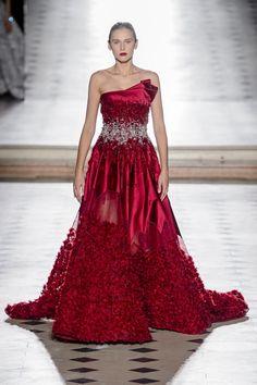 Défilé Tony Ward Automne-hiver 2017-2018 Haute couture -...