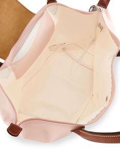 Le Pliage Oiseaux Tote Bag, Pale Pink
