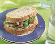 Engelse kipsandwich - Brood.net