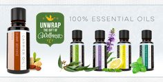 Mannatech 100% Essential Oils are now available to order on our website…