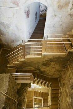 Rehabilitación del Castillo de los Duques de Alba.  Arqto. Juan Carlos García Fraile www.eltallerdelarquitecto.es