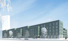 ARCHCODE - VISUALISIERUNGEN, München. Visualisierung-RKM-Fink&Jocher Architekten