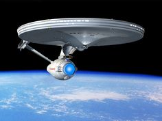 enterprise | It's not pictured below, but the Enterprise was redesigned for the ...