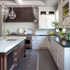 Under The Counter Microwave, Transitional, kitchen, Exquisite Kitchen Design