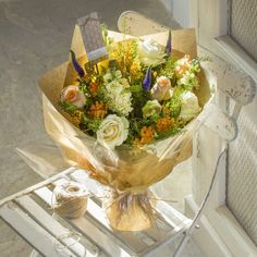 Meadow Bouquet #myAW13 #Next Latest Fashion For Women, Bouquet, Table Decorations, Flowers, Gifts, Presents, Bunch Of Flowers, Bouquets, Royal Icing Flowers