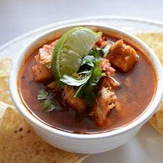Smokey Chicken Tortilla Soup recipe
