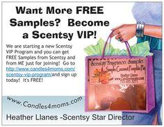 Scentsy VIP Program