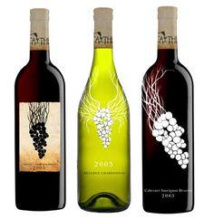 Beautiful Wine Logos and Packaging (23)