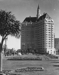 1939-Villa Riviera Hotel in Long Beach, CA
