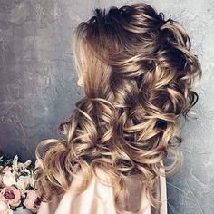 Beautiful wedding hair down - wedding hair down,bridal hair down,wedding hairstyles