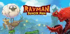 Rayman Jungle Run v2.2.0 (APKDATA)  ArcadeVeAksiyon Oyunlar