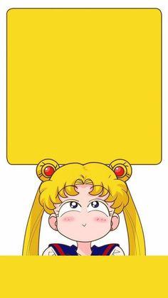 Arte Sailor Moon, Sailor Mars, Sailor Moon Aesthetic, Aesthetic Anime, Cute Cartoon Wallpapers, Animes Wallpapers, Kawaii Wallpaper, Iphone Wallpaper, Wallpaper Fofos