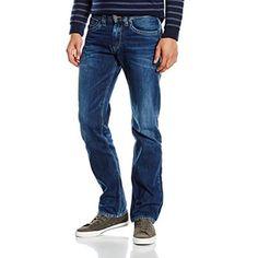 0fba6318300 Chollo en Amazon España  Pantalones vaqueros Pepe Jeans Kingston Zip por  solo 61