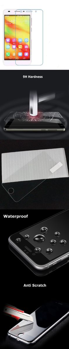 ZLYLXL Tempered Glass screen protector for Huawei Honor 6