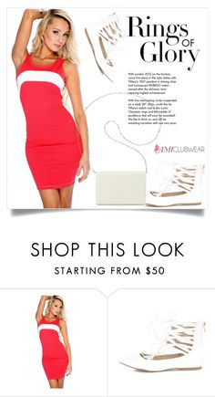 """""""AMICLUBWEAR 21/V"""" by amra-mak ❤ liked on Polyvore featuring Tiffany & Co., Nine West and amiclubwear"""