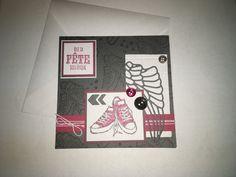 Carte anniversaire Scissors, Cards