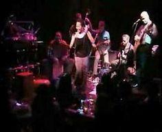 Susana Baca and her band live at Joe's with guests David Byrne, John Medeski and Marc Ribot. Susana eres inugualable! Negra bella talentosa! El dia que naciste se perfumo el peru de olor a canela fina suave preciada!