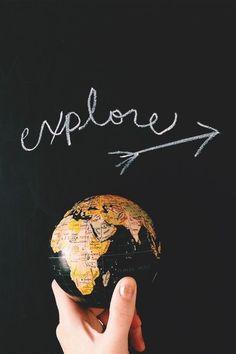 #explore #globes #adventure