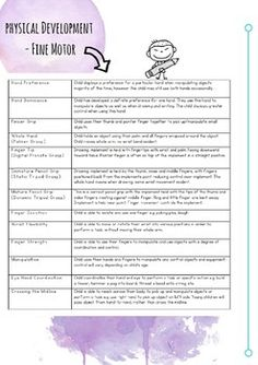 Developmental Terms and Definitions by Little Learning Space Toddler Development, Physical Development, Language Development, Early Education, Early Childhood Education, Primary Education, Preschool Learning, Early Learning, Teaching