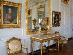 More smaller rooms?: Versailles - Grand cabinet de Mme Victoire |