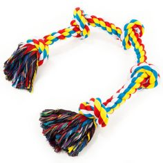 Grreat Choice® Knotted Rope Dog Toy | Toys | PetSmart