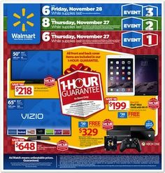 Walmart's 2014 Black Friday may give us an early peek for 2015. | Ship worldwide with Borderlinx.com