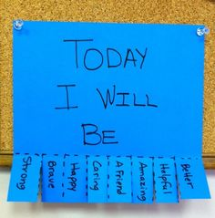 this could definitely be use for the classroom.  Let students choose what they will be today.