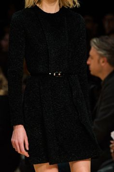 Carven at Paris Fashion Week Fall 2015 - StyleBistro