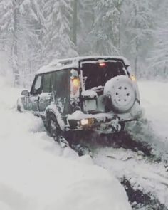 Land Rover Discovery 2, Fails, Snow, Instagram, Make Mistakes, Eyes, Let It Snow