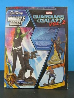 Size: Condition: Excellent-(with box). Gamora Comic, Gamora Marvel, Marvel Vs, Antique Toys, Vintage Toys, Gamora Guardians, Galaxy Vol 2, Women's Motorcycle Boots, Marvel Legends Series