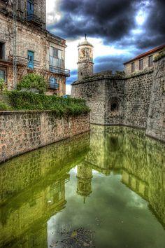 Havana Cuba. Fortaleza de San Carlos de la Cabaña.