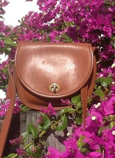 VTG Coach Watson 9981 British Tan Leather Xbody Rare Style Excellent Condition! in Clothing, Shoes & Accessories, Women's Handbags & Bags, Handbags & Purses   eBay