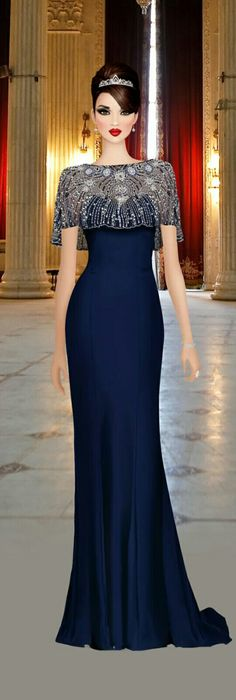 The Queen's Command Simple Dresses, Elegant Dresses, Evening Dresses, Prom Dresses, Formal Dresses, Dress Brokat, Maxi Outfits, Mothers Dresses, African Dress