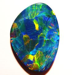 Stunning Australian Opal Doublet - lots in our Opal Store to choose from :) ..........