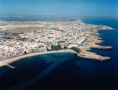 Torrevieja. Playa de los Locos