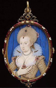 Anne of Denmark, 1590-1600