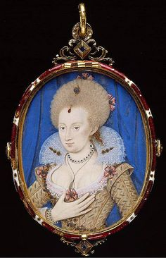 Anne of Denmark, 1590-1600