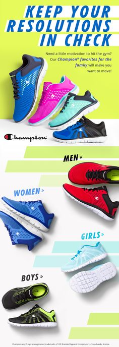 d4dae4a955a31c Champion Athletic Shoes. Champion ClothingBest SneakersWoman ...