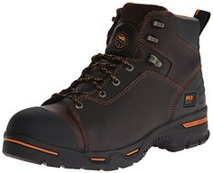 """Timberland PRO Men's 52562 Endurance 6"""" PR Work Boot *** You can get additional details at the image link."""