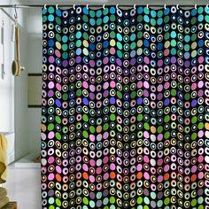 Unique Shower Curtains Ideas For Your Bathroom #Shower+Curtain #Bathroom