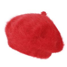 Shop Solid Color Angora French Beret Furry artist Flat Winter Hat Red and discover a large selection of Women's Berets at affordable prices. 90s Hats, Women's Hats, French Beret Hat, Flat Hats, Diy Fashion, Fashion Hats, Cheap Fashion, Fashion 2017, Fashion Women