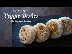 意外と簡単、フライパンで焼くだけの焼きおにぎりの作り方    Veggie Dishes by Peaceful Cuisine